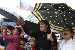 12 de mayo | Ucrania. Lugansk y Donetsk se declaran independientes de Ucrania y formalizan un próximo referendum para su unión con Rusia.