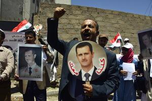 3 de junio | Siria. Bashar Al Assad es reelecto como presidente de Siria.