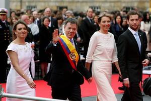 7 de agosto | Colombia. Juan Manuel Santos asume como presidente del país por segundo periodo consecutivo.