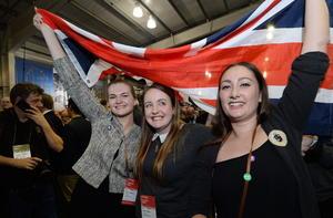 18 de septiembre | Escocia. Tras un referéndum, los votantes rechazan la independencia del país.