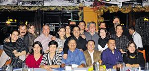 07122014 POSADA.  Exalumnos de la Secundaria Federal Número 1 Dr. y Gral. José María Rodríguez sección I generación 1979-1982.