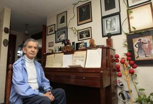 03 de enero | Guillermo Arriaga Fernández. Con tristeza en el mundo de la danza se recibió la muerte del bailarín y coreógrafo mexicano.