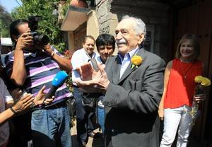 17 de abril | García Márquez. El Premio Nobel de Literatura colombiano, Gabriel García Márquez, falleció en la Ciudad de México.