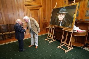 12 de septiembre | Ian Paisley. Irlanda del Norte recibió en esta fecha la noticia de la muerte de uno de sus más grandes líderes políticos.