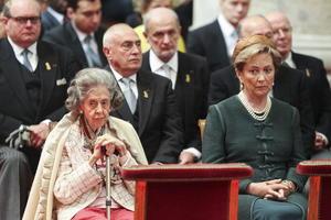 05 de diciembre | Reina Fabiola. La reina Fabiola de Bélgica falleció a los 86 años, informó el Palacio Real en un comunicado, sin precisar las causas del deceso.