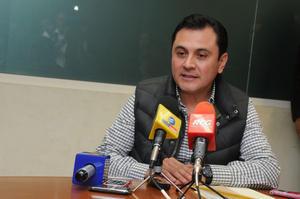 9 de enero   Simas. Xavier Herrera Arroyo, es el nuevo gerente del Simas Torreón. El Consejo Directivo lo eligió.