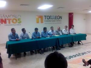 31 de julio   Alumbrado. Construlita Lighting Internacional concesionaria del sistema de alumbrado público de Torreón por 15 años, anunció el arranque de operaciones.