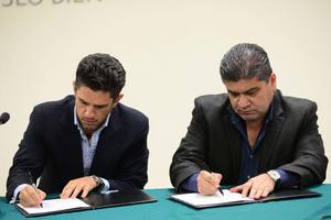 21 de octubre   Se anuncia un convenio entre el club Santos Laguna y el Municipio que exime al equipo de futbol de pagar impuestos.