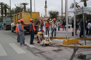 13 de noviembre   Paseo. Luego de más de cuatro años de no lograr el consenso de comerciantes y vecinos, iniciaron los trabajos de modernización del Paseo Morelos.