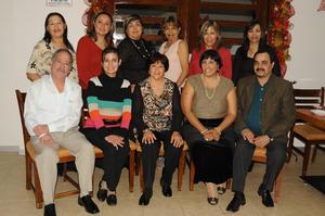 12122014 GRATA CELEBRACIóN.  Posada de maestros de la Escuela Normal de La Laguna.