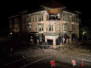 24 de agosto | Sismo Napa California. Cuantiosos daños dejó a su paso el terremoto, afectando a al menos unas 20 mil viviendas en el estado.