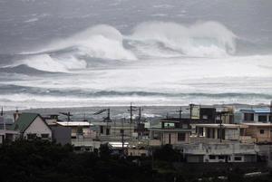 2 de octubre | Tifón Vongfong Japón. Fue el ciclón tropical más fuerte del año, impactó al menos 15 provincias japonesas, así como las costas de Indonesia. Dejó a su paso 9 víctimas mortales y al menos 2 desaparecidas.