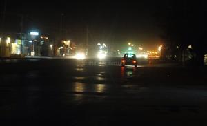 Varios sectores del bulevar Laguna tienen años en la oscuridad, a consecuencia de la falta de atención a luminarias.
