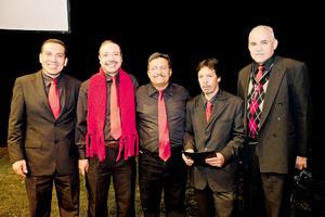 23122014 Juan, Felipe, Fernando, Ricardo y Cipriano.