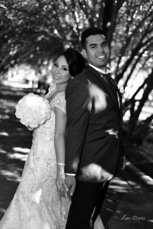 04012015 Karla Elizabeth Dávila González y Héctor Eduardo Rodríguez Barraza.