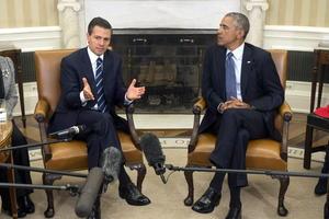Para este 2015, comentó Peña Nieto, se favorecerá el intercambio comercial entre ambas naciones y la promoción de inversiones, las cuales contribuyen a generar empleos.
