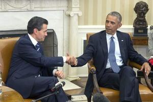 Tras la reunión que sostuvieron en la Casa Blanca, los presidentes Barack Obama y Enrique Peña Nieto ofrecieron una conferencia de prensa en la que dieron a conocer los temas que trataron en su primer encuentro de 2015.