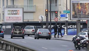 """Momentos de tensión vivió Francia y el mundo expectante tras el siguiente capítulo luego de los ataques al semanario """"Charlie Hebdo"""" y que continuaron con una toma de rehenes."""