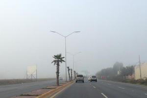 En Torreón, el fenómeno fue visible en el norte de la ciudad, en el sector Senderos y el Aeropuerto.