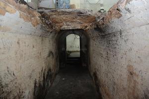 """Geólogos de la Dirección del Centro Histórico de Torreón descartaron que el túnel sea un """"brazo"""" del Canal de la Perla."""