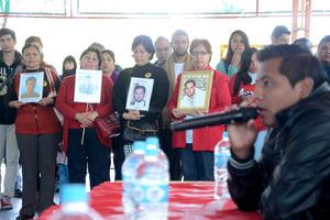 Además de los estudiantes, al evento también asistieron integrantes de organizaciones como FUUNDEC y otras ONG.