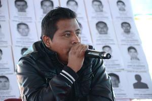 Los normalistas compartieron su versión sobre los hechos violentos ocurridos en septiembre pasado en Guerrero.