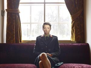 El italiano Paolo Verzone ganó el tercer lugar en la categoría de retratos, por una instantánea que muestra a una cadete de la academia militar Koninklijke en Breda (Holanda).