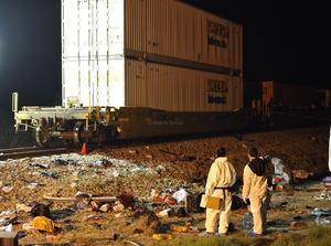 Al menos 20 personas murieron y 31  resultaron lesionadas tras el accidente.