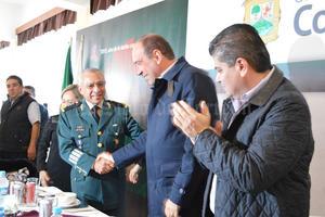 8 de enero | Retiro. El comandante de la XI Región Militar, general Cuauhtémoc Antúnez Pérez, se retiró del mando por jubilación.