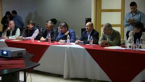 12 de marzo | Obras. En reunión extraordinaria del Comité Técnico del Impuesto Sobre Nóminas, se aprobaron un total de 14 obras por 187 millones 500 mil pesos.