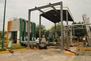 29 de junio. Denuncia. El alcalde, Miguel Ángel Riquelme, dijo que el Municipio prepara otra denuncia en contra de la empresa Ecoagua por el estado en el que se encontró la planta tratadora de aguas residuales.