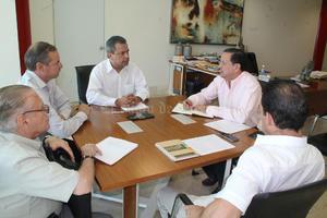 1 de octubre | Transferencia. Inició legalmente el proceso de transferencia de la Junta de Mejoras Materiales de Torreón (JMMT), al Municipio.