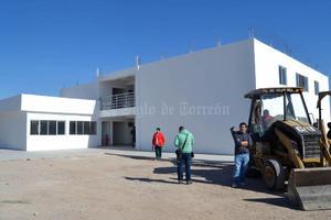 5 de diciembre | Obra. Inauguran primera etapa del Albergue Cultural de Villas Zaragoza, gestionado por la organización Antorcha Campesina.