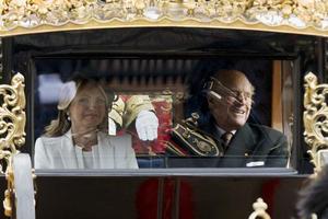 Así dio inicio la visita de Estado del presidente de México a Reino Unido.