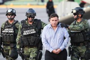"""El líder de la organización criminal """"Los Zetas"""" fue capturado en el municipio de San Pedro Garza García, Nuevo León."""