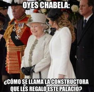 Los memes no han perdonada a la primera dama.