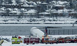 Se trató del vuelo 1086 de Delta Air Lines, que transportaba a 125 pasajeros y cinco tripulantes.
