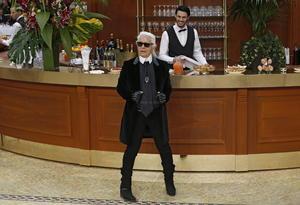 """""""Quería algo muy, muy francés y ¿qué es más francés que una 'brasserie'?"""", se preguntó el diseñador alemán."""