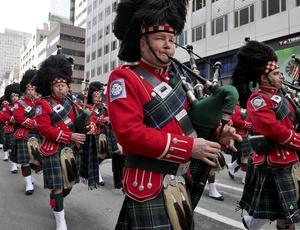 Iniciado en 1762, el desfile es considerado una de las tradiciones populares más antiguas de la ciudad.