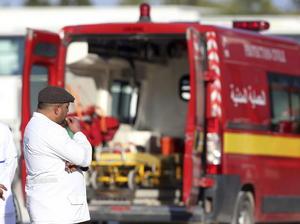 El ataque es el primero que se registra en un sitio turístico de Túnez, que desde el levantamiento de la llamada Revolución de los Jazmines de 2011 ha estado sumergido en medio del caos y la violencia.