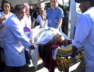 Los asaltantes mataron a un total de 19 personas, 17 turistas extranjeros, un policía y un ciudadano tunecino.