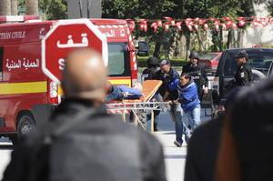 El Museo del Bardo de Túnez fue asaltado por hombres armados, provocando la muerte de un total de 22 personas.
