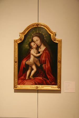 Una exposición inédita que reúne además obra de tres colecciones importantes, del Museo Nacional de San Carlos, Museo Franz Mayer y Museo Soumaya.
