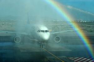 Despegó del Aeropuerto de Torreón el primer vuelo de Volaris en la ruta a Guadalajara.