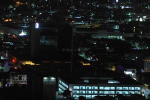 La presidencia municipal de Torreón también quedó a oscuras.