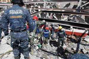 29 de enero | Explosión. Una explosión en un hospital materno en Cuajimalpa, deja 7 muertos y 60 heridos.
