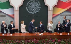 30 de junio | Visita. Los reyes de España realizan una visita de Estado oficial a México.