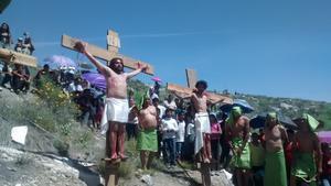 Este Viernes Santo esas personas desarrollan sus mejores capacidades histriónicas.