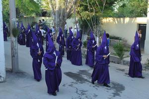 Participaron las cofradías de Viesca, Matamoros, Congregación Hidalgo, Torreón y Francisco I. Madero.