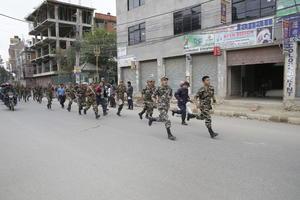 Militares se han movilizado en las labores de rescate.